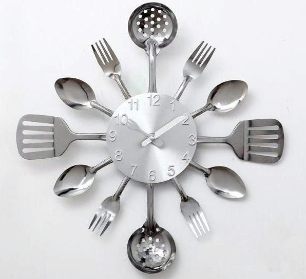 Decorative Kitchen Wall Clocks Full Home