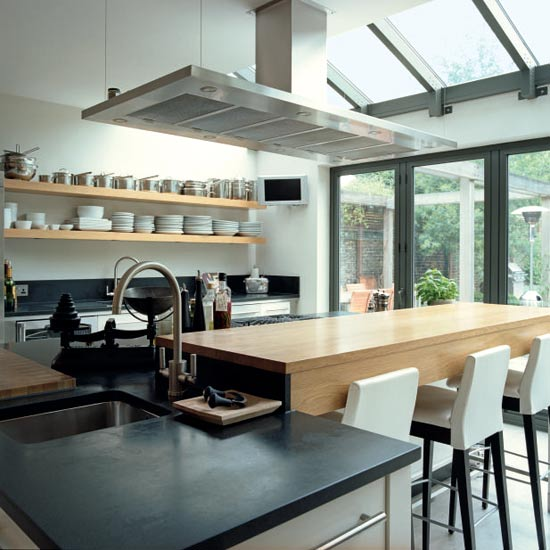 Interesting Ways to Design a Kitchen
