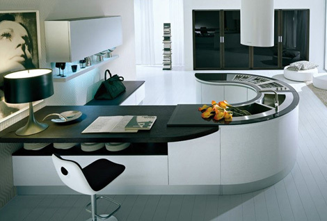Modern Kitchen Design Ideas Interesting Ways to a  Full Home