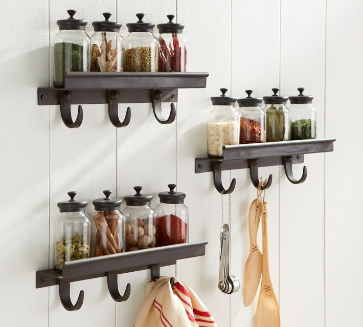 Decorative Kitchen Wall Shelves Full Home