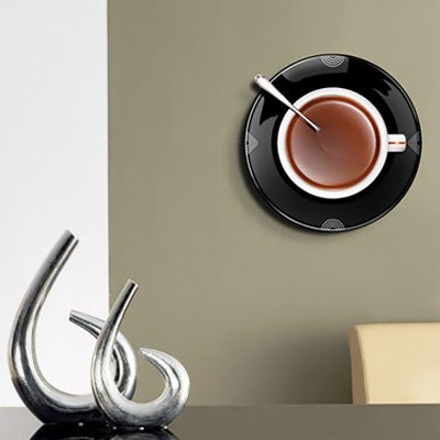 Tea Cups Clock