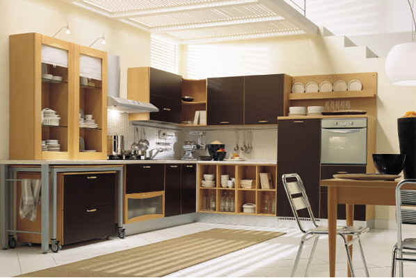 Ways to Design a Kitchen