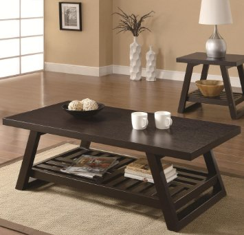 Superior Coaster Casual Coffee Table