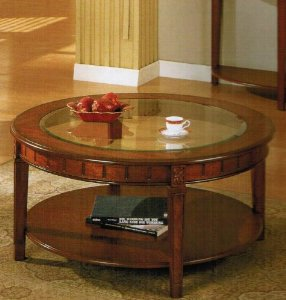 Poundex Coffee Table